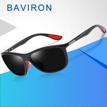 BAVIRON Sunglasses Men Polarized UV Protect Male for Designer Retro Pilot Sun Glasses Classic Mirror Polaroid