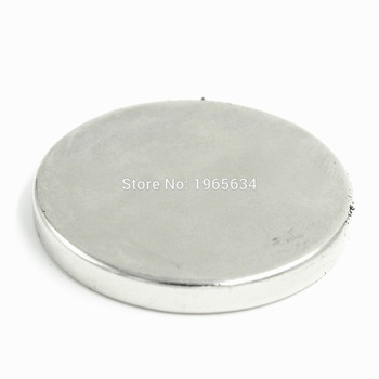 10pcs Neodymium N35 Dia60mm X 5mm  Strong Magnets Tiny Disc NdFeB Rare Earth For Crafts Models Fridge Sticking magnet 60x5mm