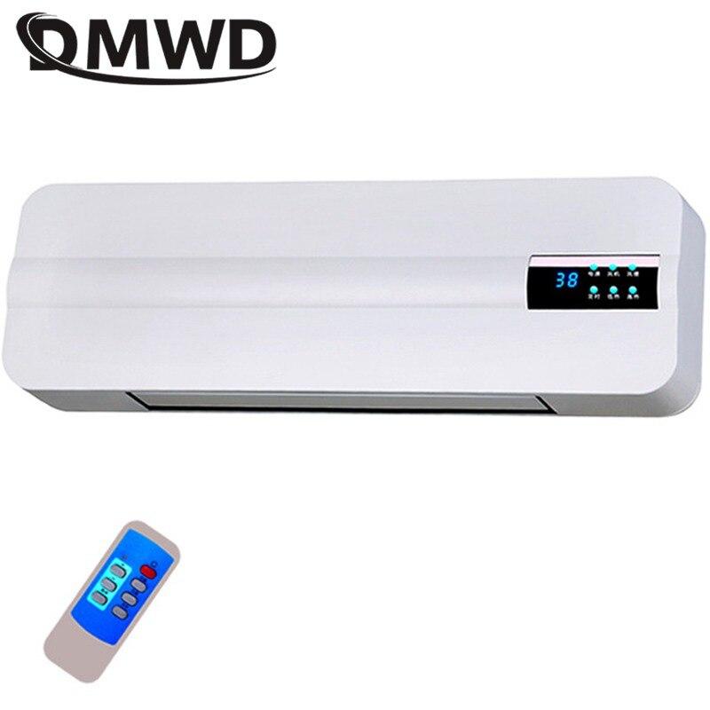 Dmwd Dinding Remote Control Pemanas Rumah Hemat Energi dan Pemanas Pemanas Kipas Kamar Mandi Mandi Air Panas Pemanas Udara