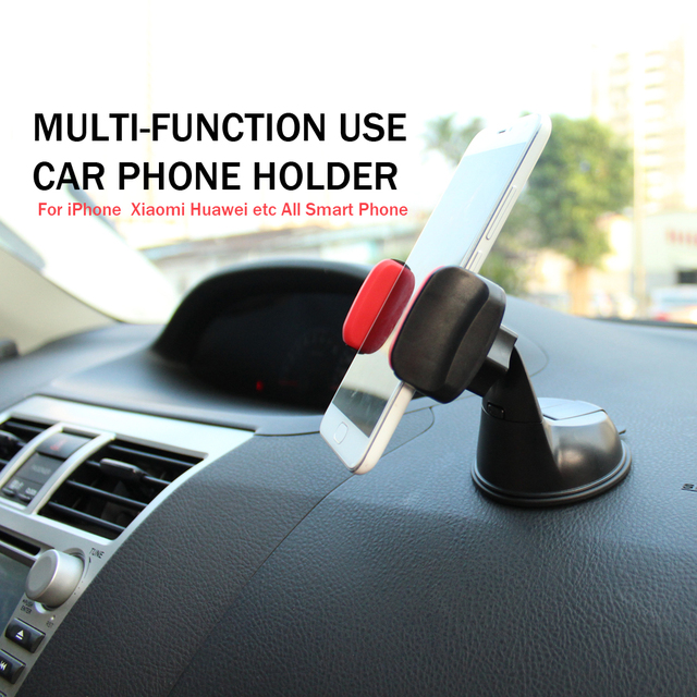 Universal Car Phone Holder for Mobile Phone Holder Windshield Mount