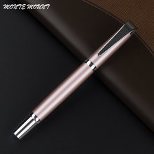 Высокое качество 05 мм черные чернила Металл серебряный цвет
