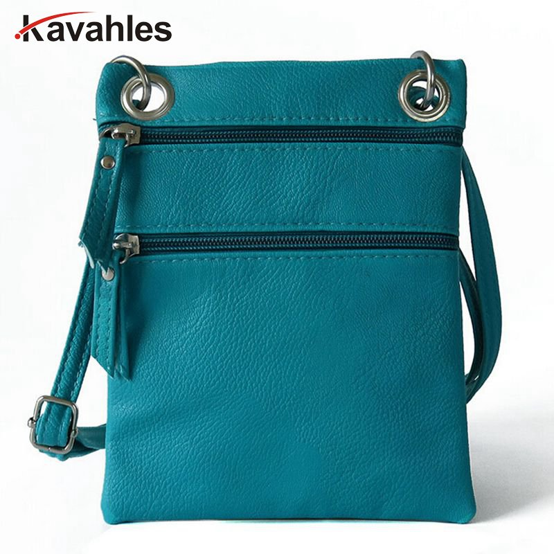 2018 women leather messenger bag summer sling satchels crossbody shoulder bag tassel vintage mini small purses F40-802