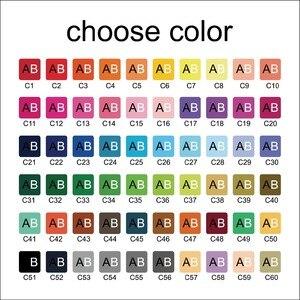 Image 4 - 160 nach etiketten, nach kleidung etiketten, name etiketten, bügeln etiketten, Nach farbe (TB295)