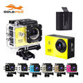 GOLDFOX SJ 4000 Action Sports Waterproof Camera DV 720P Cameras Helmet Bike Car Sports Mini CAM with Retail Box Mini Camera HD