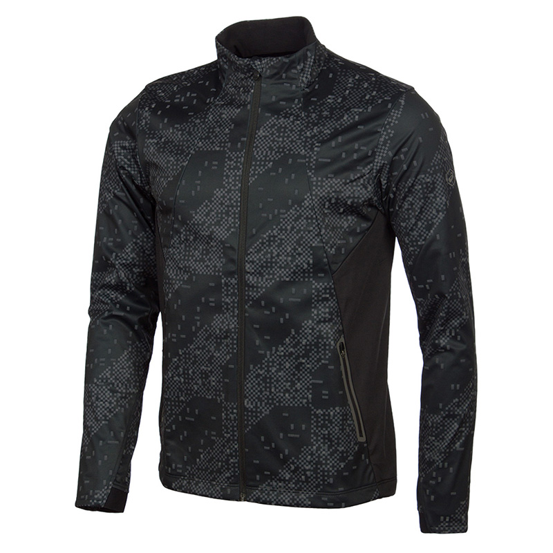 Male Jacket ASICS 146621-1179 sports and entertainment for men sport clothes koss pro4s
