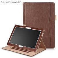 For Lenovo Tab 4 10 Plus TB X704F N Case Leather Flip Cover For Lenovo Tab