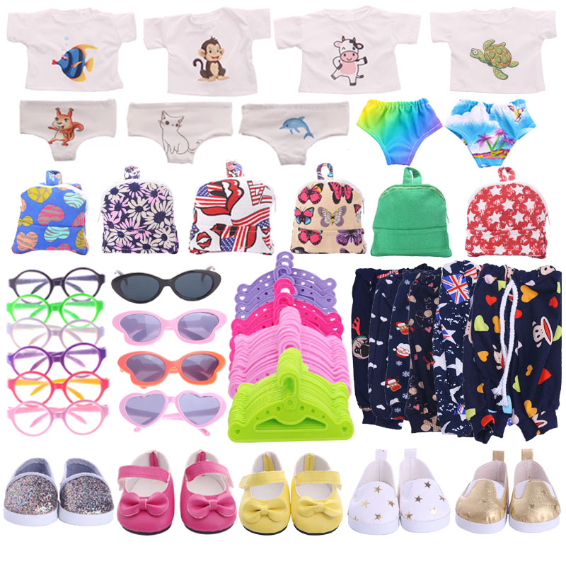 "Doll Clothes fits Girl Doll Hot 18/"" Canvas Sneakers Gym Shoes Accessory Q@#"