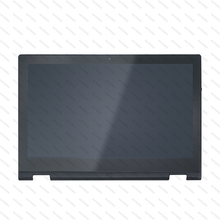 LCD Display Touch Screen Glass Panel Digitizer Assembly+Frame For Dell Inspiron 13 7000 series 7347 7348 7359 P57G 11118178082 цена 2017