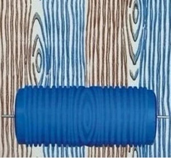 Namų rankiniai įrankiai - 5 colių guminis sienų dažymo volas, - Įrankių komplektai - Nuotrauka 2