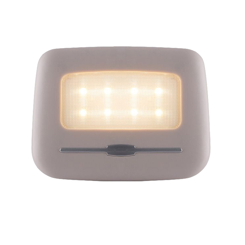 LED warm white / white car reading night light for dorm wardrobe window car roof trunk rechargeable car touch-modified cawanerl car 5630 smd led bulb led kit package white truck dome map trunk license plate light for 2009 2016 dodge ram 1500