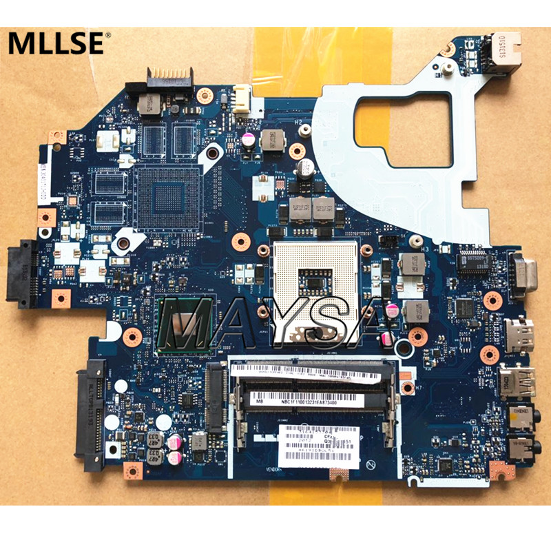 LA-7912P fit for ACER Gateway V3-571 V3-571G E1-571G NV56R Notebook motherboard NBC1F11001 HM70 SJTNV PGA989 DDR3 Fully tested