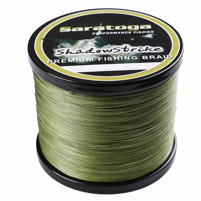 1000m power pro pe braided fishing line 8 strands 10 300lb for Power pro braided fishing line
