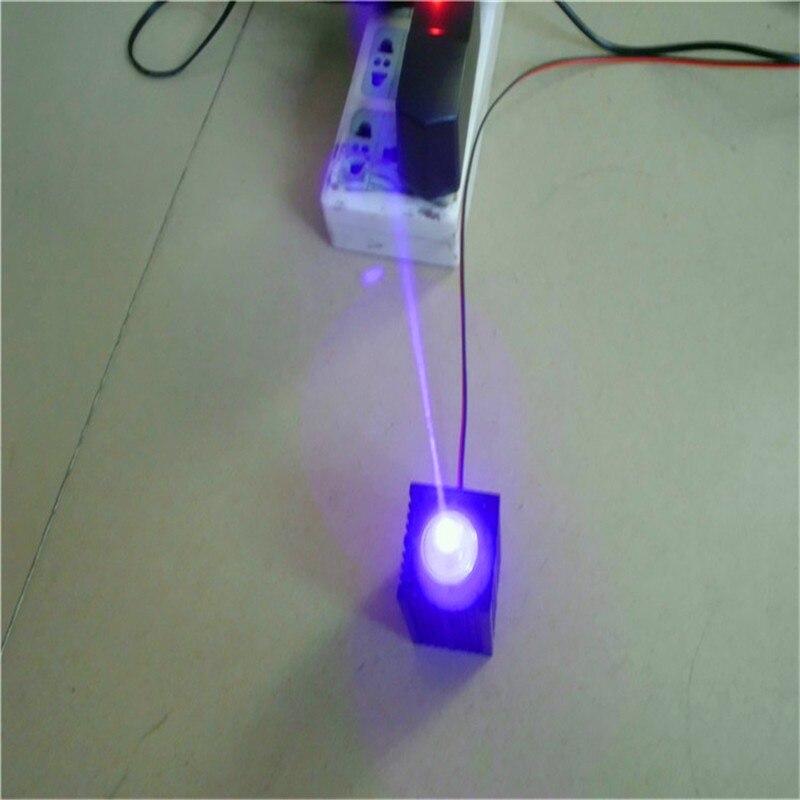 Équipement de laboratoire d'enseignement de physique longueur d'onde laser 800 mw 405 m - 6