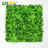 1x1m Artificial Boxwood Plants Fence Foliage Hedge Lavender Panels Plastic Privacy Screen Indoor Wall Home Store