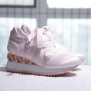 1d10862f887 Hemegot 2018 Autumn Pumps High Heels Casual Shoes Women