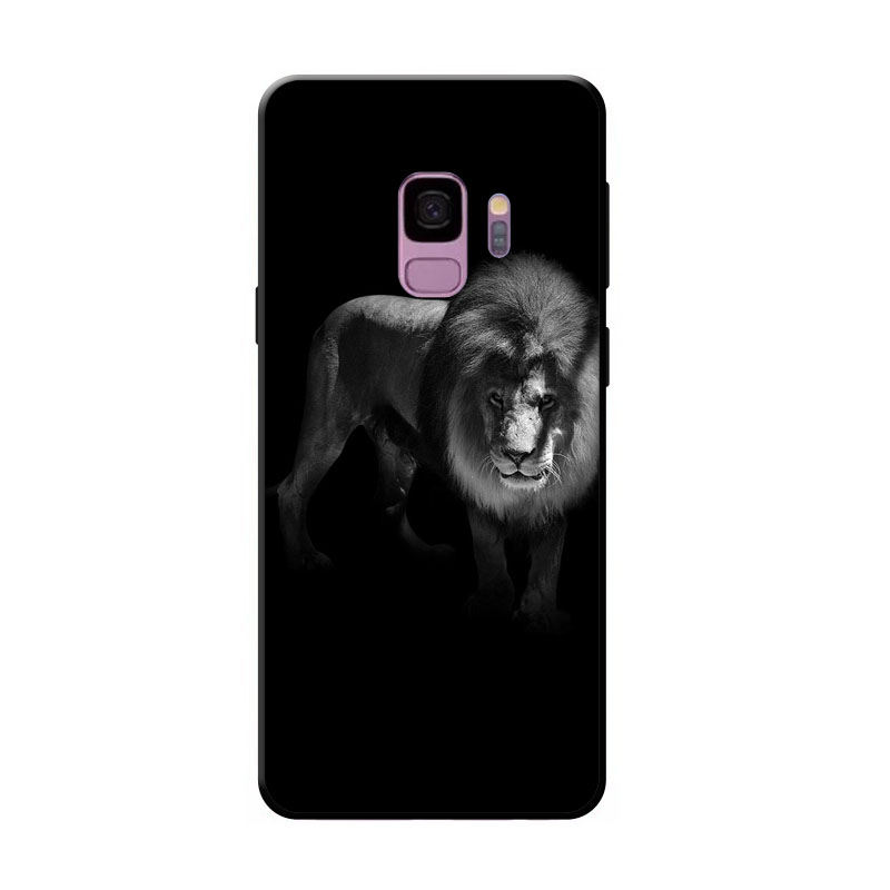 For Samsung Galaxy A6 2018 case,silicon Gossip fish Painting TPU Back Cover for Samsung Galaxy A6 plus 2018 protect Phone shell
