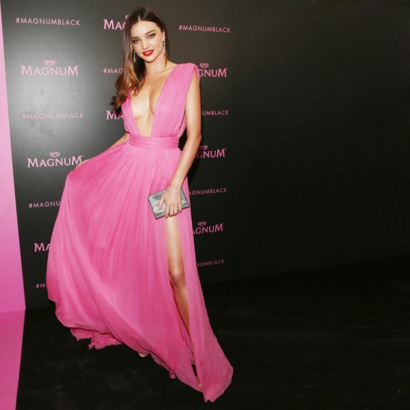 Asombroso Vestido De Fiesta Rosa Oscuro Elaboración - Ideas de ...