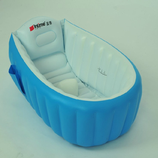 Hot Slae Envío Gratis Niño Recién Nacido Bebé Inflable Piscina Del Bebé Del Bebé Para la Edad 0 M-2 T