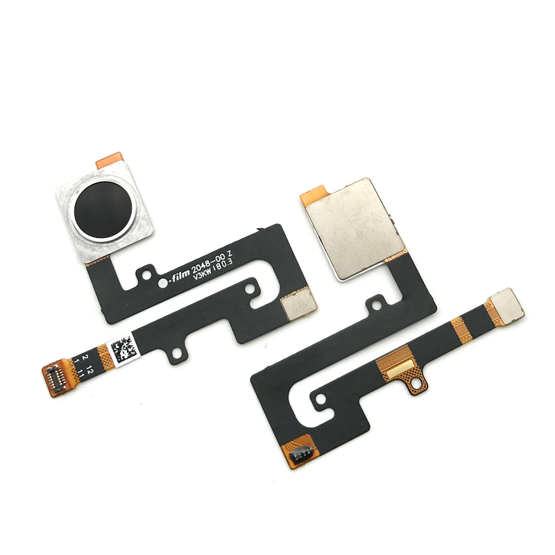 Original Home Button Fingerprint Sensor Button Flex Cable Ribbon For Nokia 6.1 plus Replacement PartOriginal Home Button Fingerprint Sensor Button Flex Cable Ribbon For Nokia 6.1 plus Replacement Part