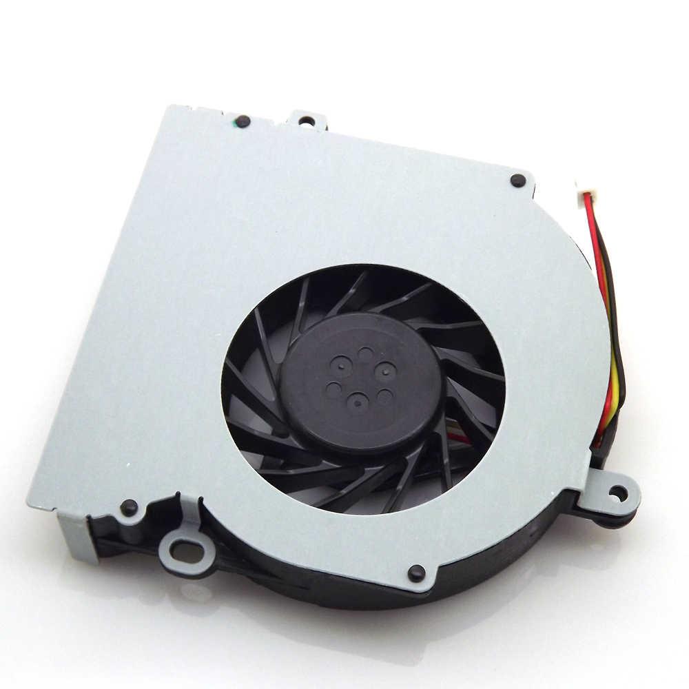 O envio gratuito de new dc5v 0.20a para toshiba a300 a305 l300 l305 l355 udqfrzh05c1n cpu ventilador de refrigeração mais fresco