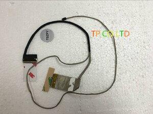 Новый оригинальный ЖК-дисплей кабель для Asus x751 x751l f751 ноутбука LVDS кабель 14005-01190000 дисплей lvds кабель x751 не touch LVDS 40pin aliexpress алиэкспресс goods лучшие популярные товары заказать почтой купить китая бесплатной доставкой дешевые shopping 2020