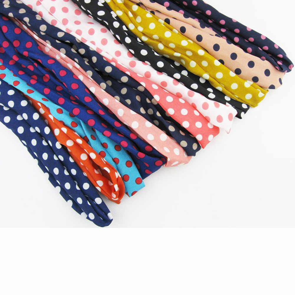 2020 lindas manchas de leopardo labio impresión flor oreja conejo gracioso cinta para sombreros diadema de alambre de Metal bufanda accesorios para el cabello