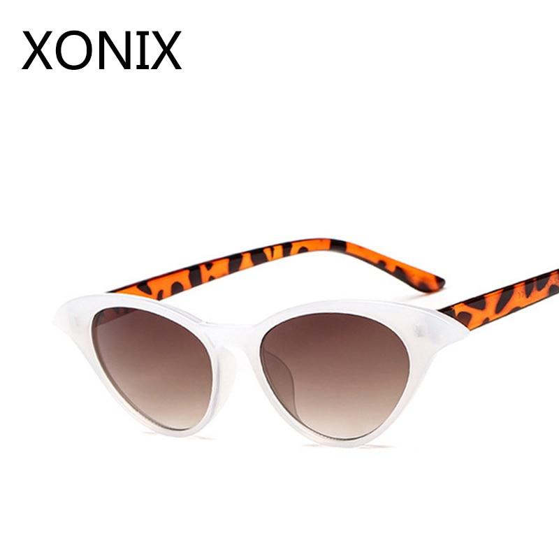 XONIX Vintage Gafas de sol Mujeres Cat Eye Luxury Brand Designer Sun - Accesorios para la ropa - foto 3