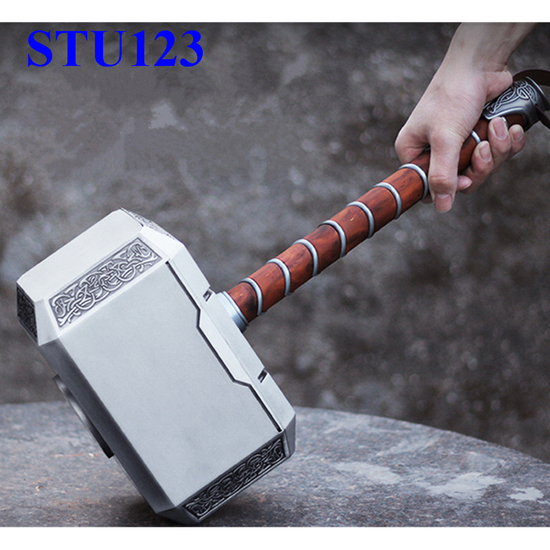 HOT FIGURE TOY 1//6 Thor alloy hammer weapons
