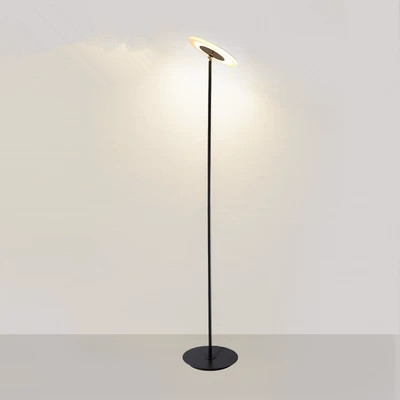 Modern LED Torchiere Floor Lamp for Living Room luminaire Bedroom Vertical lamp Standing Office Lighting State tall lamp fixtureModern LED Torchiere Floor Lamp for Living Room luminaire Bedroom Vertical lamp Standing Office Lighting State tall lamp fixture