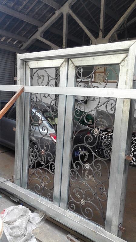 Hench 100% Steels Metal Iron Mexican Wrought Iron Doors