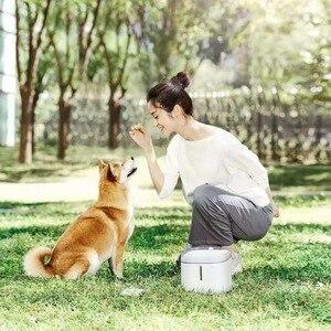 Image 5 - מקורי Xiaomi חתלתול גור לחיות מחמד מתקן מים מזרקת אוטומטי חתול מים חיים 2L חשמלי לחיות מחמד חכם כלב שתיית קערה