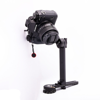 SETTO Mini Compact Panoramic Tripod Ball Head Panorama Head 360 Gimbal Bracket Tripod Head With Quick