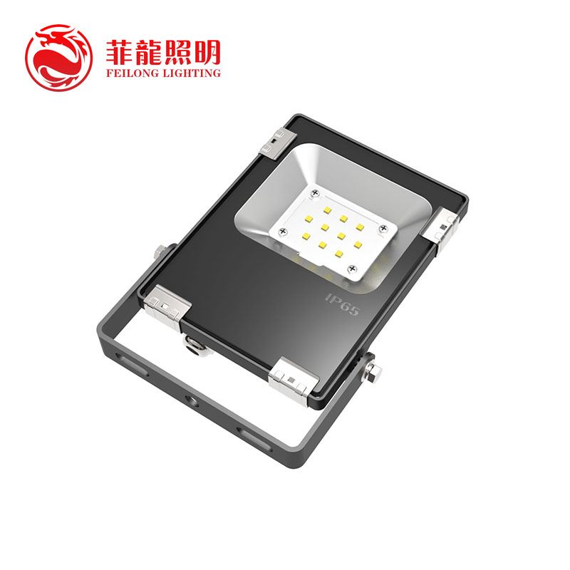 ФОТО Free shipping Newest Design 10w Led Flood Light With 3 Years Warranty