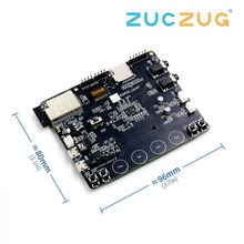 1 pcs x ESP32 LyraT עבור אודיו IC פיתוח כלים כפתורים, TFT תצוגת מצלמה נתמך ESP32 LyraT ESP32 LyraT