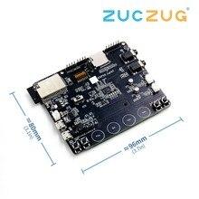 1 sztuk x ESP32 LyraT dla Audio IC narzędzia programistyczne przyciski, wyświetlacz TFT i kamera obsługiwane ESP32 LyraT ESP32 LyraT