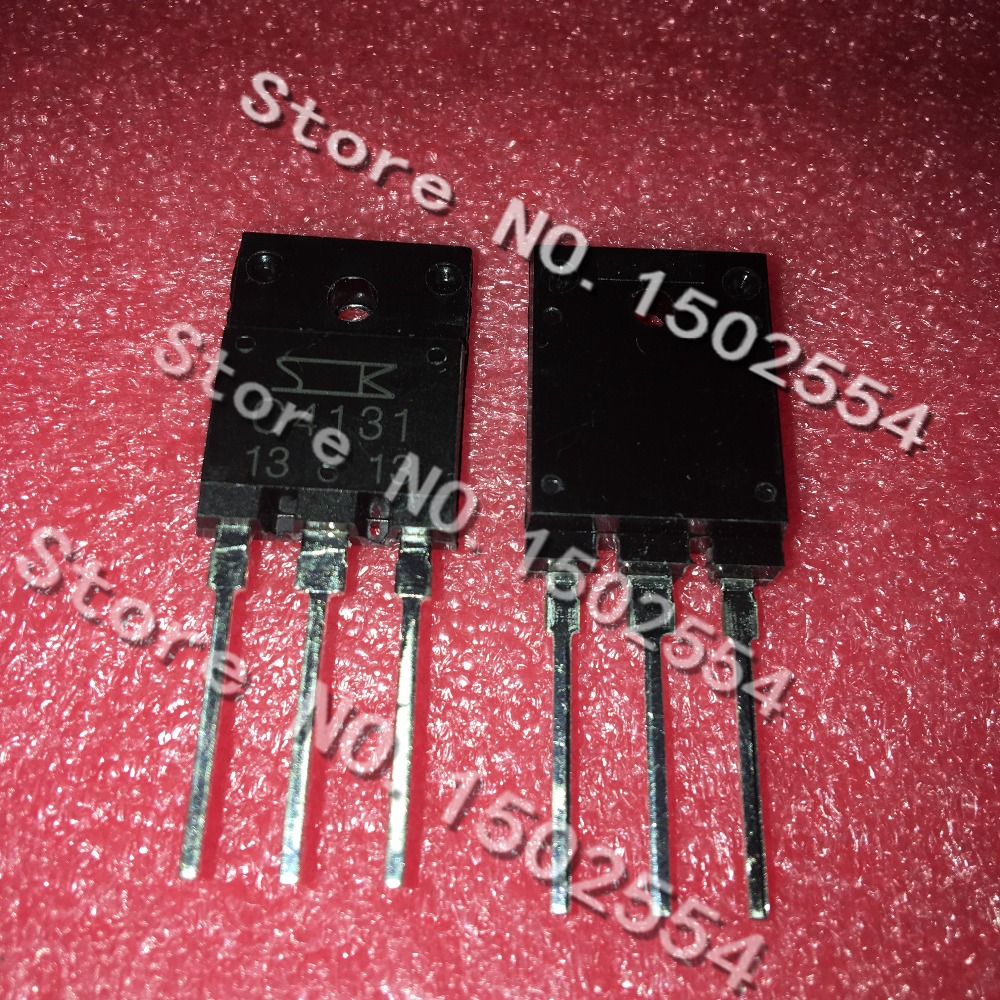 5pcs Lot New 2sc4131 C4131 To 3pf Npn Transistor Power Supply Regulator With A Field Effect Circuits Quality Assurance In Integrated From Electronic Components Supplies On