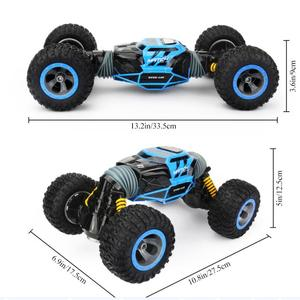 Image 4 - 1/16 4WD Electric RC drift Car Rock Crawler Remote Control Toy 2.4G Radio Controlled 4x4 Drive Off Road car Toys For Boys Gift