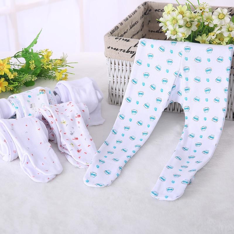 Baby broek zomer & lente mode katoen baby baby leggings pasgeboren meisje jongen sok baby kleding 3 M-24 M Baby broek