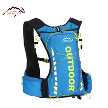 LOCAL LION 10L Running Hydration Backpack,Women Men's Cycling Hiking Backpack ,Outdoor Sport Marathon Bag, No Water Bag