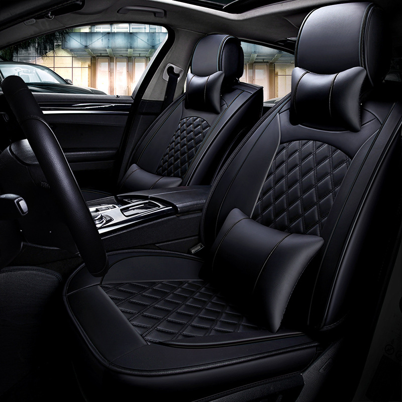 Us 119 85 49 Off 5 Seats Automobiles Car Seat Cover For Mercedes Benz C180 C200 C200 Cgi C200k C220 C250 C280 C300 C350 C450 B Class Car Styling In