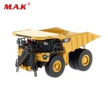 Коллекция литых под давлением 793F шахтерский грузовик-серия High Line модель 1: 125-й автомобиль 85518 Gif инженерные модели транспортных средств