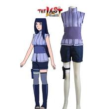 NARUTO Cosplay Costume The Last Hyuga Hinata Naruto Set