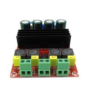 Image 5 - 100W *2 TPA3116D2 Digital Audio Power Amp Amplifiers 2.0 Channels tpa3116 Class D HiFi Stereo Amplifier board DC12 24V