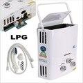 KOOBUY 6L LPG Gas Wasser Heizung Heiße Verkäufe Zeit Begrenzte Für Thermostat Tankless Instant Bad Kessel Dusche Kopf