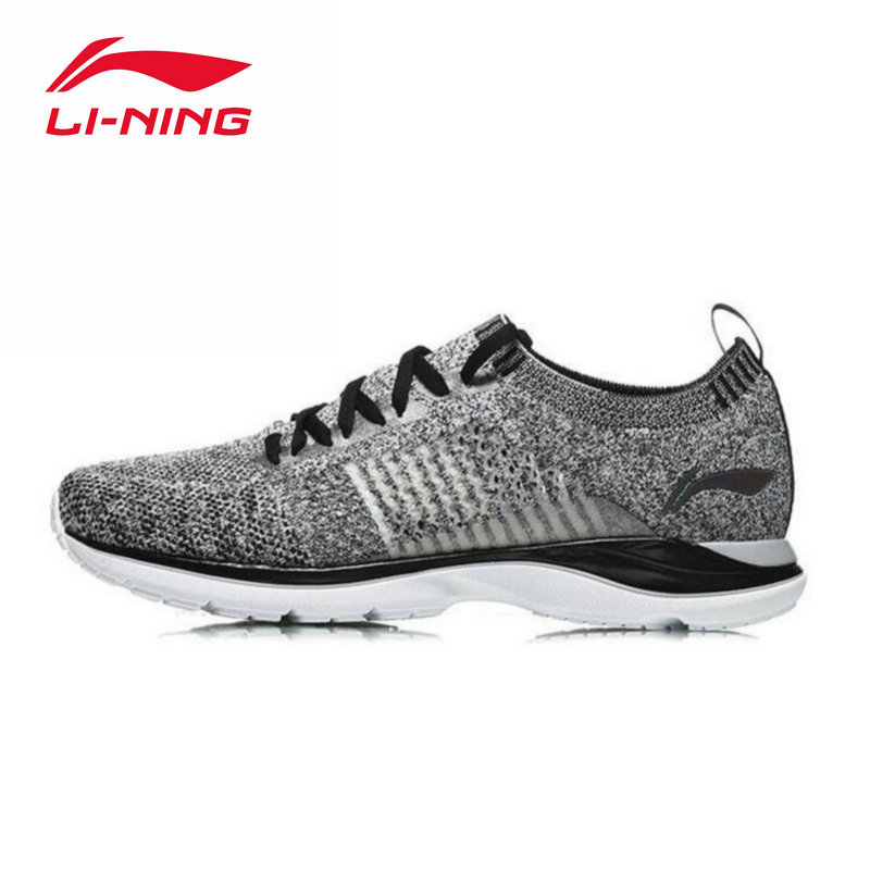 Li-ning 2018 hommes Super léger XV chaussures de course léger respirant baskets Mono fil Li Ning chaussures de sport ARBN009 Y
