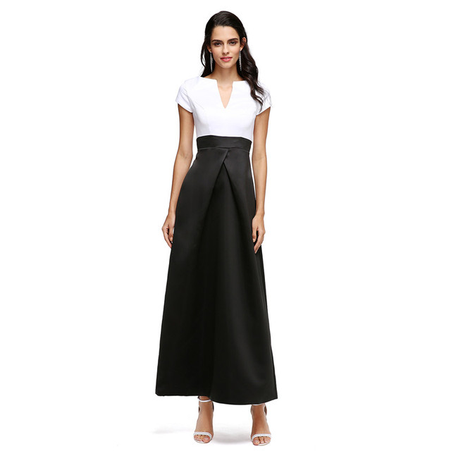 TS Couture линии фигурные ботильоны Длина Атлас Формальное вечернее платье Праздничное платье