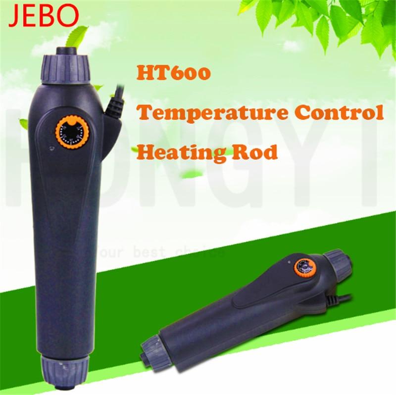 JEBO HT600 внешний водонагреватель Регулируемый Temprature аквариум регулятор температуры 100 Вт 200 Вт 300 Вт