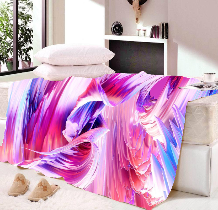 art hooded blanket flower dragon 3d printed adults kids sherpa fleece wearable throw blanket. Black Bedroom Furniture Sets. Home Design Ideas