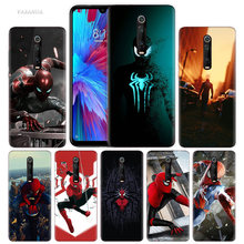 Spider-Man Far From Home Case for Xiaomi Redmi Note 7 7S K20 Y3 GO S2 6 6A 7A 5 Pro MI Play 9T A1 A2 8 Lite Poco F1 Phone Bags(China)