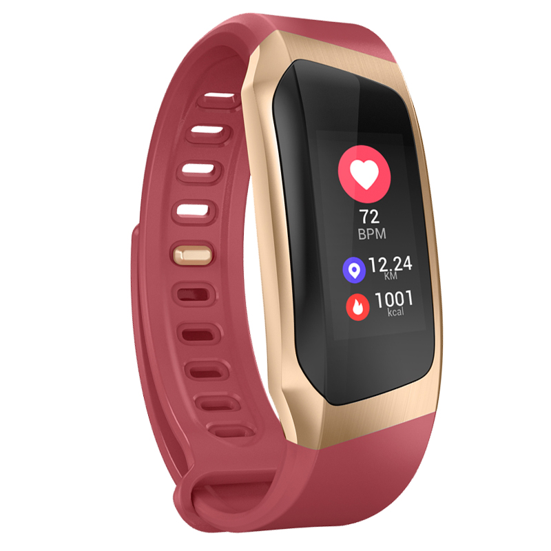 smart bracelet movement pedometer gps positioning continuous heart rate monitoring mi band 3 smart band blood pressure E18